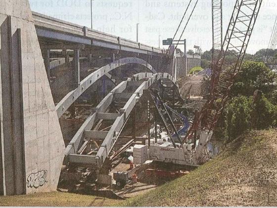 Pawtucket River Bridge